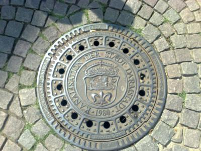 Kanalisation Darmstadt